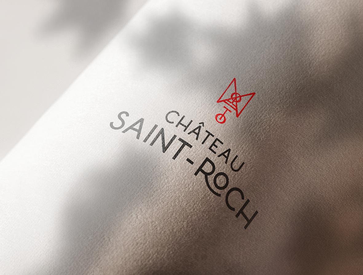 Logo Château Saint Roch